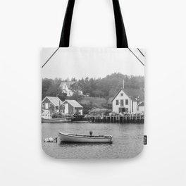 Northwest Cove Tote Bag