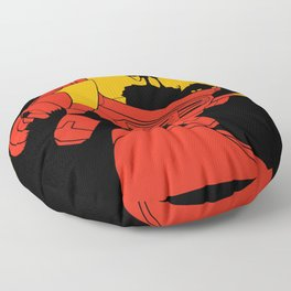 Canti - FLCL Floor Pillow