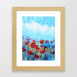 Garden of Delights Framed Art Print
