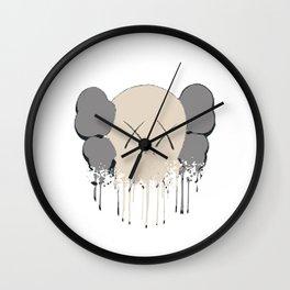 Kaws splash Wall Clock