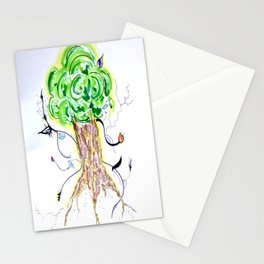 Liz Leaves the Nest Stationery Cards
