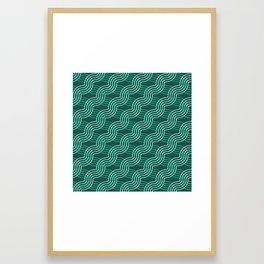 Op Art 55 Framed Art Print