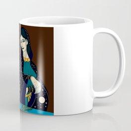 Nyx - Goddess of the Night Coffee Mug