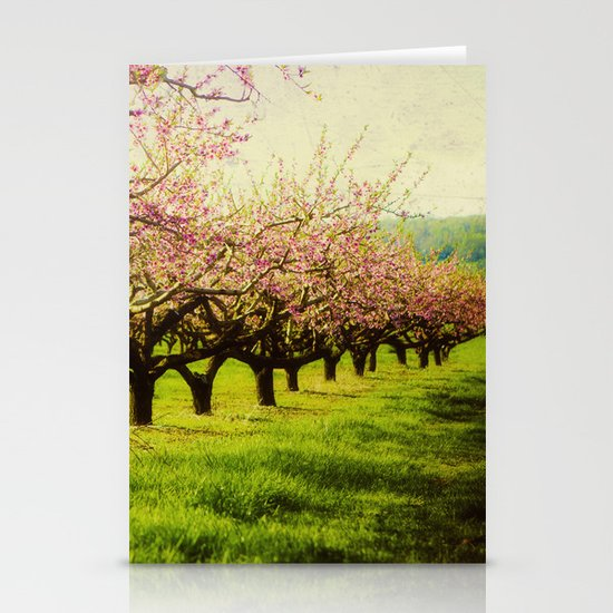Orchard play Stationery Cards