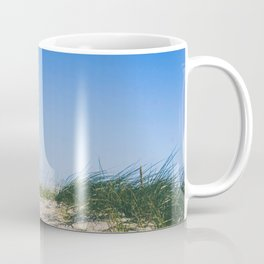 Nantucket Beach Lighthouse Coffee Mug