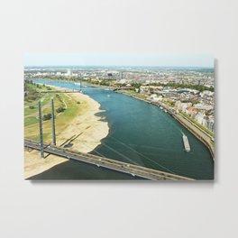 Duesseldorf Metal Print