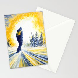 Light Chaser Stationery Cards