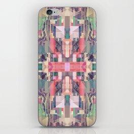 Mountain//Glitch iPhone Skin