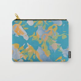 THE SHAPE OF WATER - TURQUOISE Carry-All Pouch