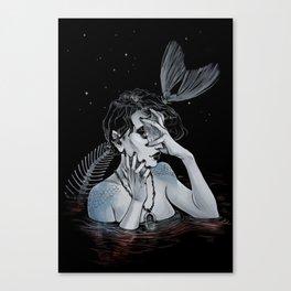 Sakana Canvas Print