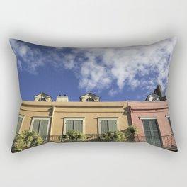 New Orleans French Quarter Sky Rectangular Pillow