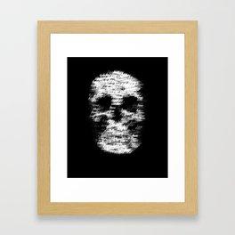 Love Kills 1 Framed Art Print