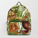 Aloha- Tropical Jungle Bird, Butterfly and Flowers Garden by originalaufnahme