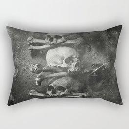 Once Were Warriors II. Rectangular Pillow