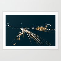 Long Exposure Art Print