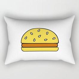 yum! burger Rectangular Pillow