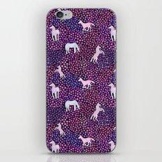 The White Unicorns iPhone & iPod Skin