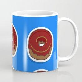 The Blue Donut Coffee Mug