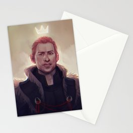 King Alistair Stationery Cards