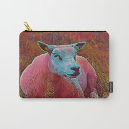 Popular Animals - Sheep Carry-All Pouch
