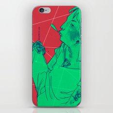 Model Two iPhone & iPod Skin