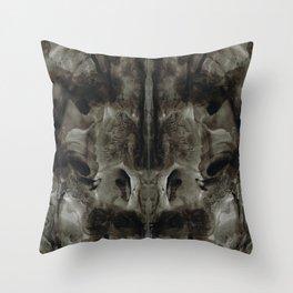 Rorschach Stories (18) Throw Pillow