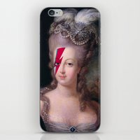 marie antoinette iPhone & iPod Skins featuring Marie Antoinette by lapinette