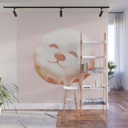 SmileDog Donut Wall Mural