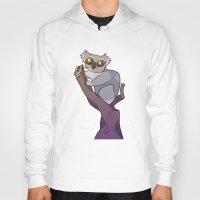 koala Hoodies featuring Koala by Suzanne Annaars