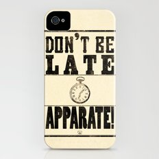 Apparate! iPhone (4, 4s) Slim Case
