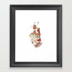 Sig Or Etts Framed Art Print