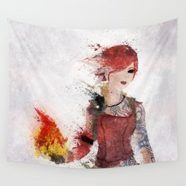 Lilith Wall Tapestry