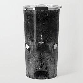 ‡ hell hound ‡  Travel Mug