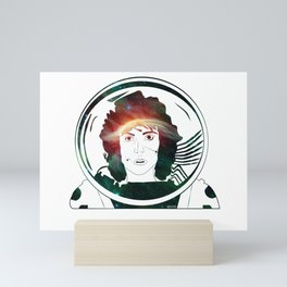 Ellen Ripley _ Mother of Aliens Mini Art Print