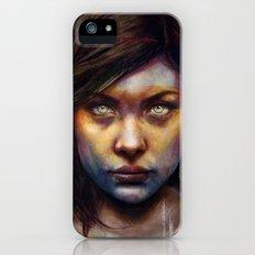 Una iPhone (5, 5s) Slim Case