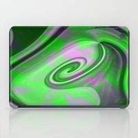 "malachite iPad Cases featuring "" Malachite ""  by shiva camille"