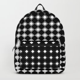 Checker Fade Backpack