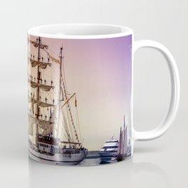 Sail Boston -Guayas Coffee Mug