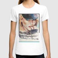 emma stone T-shirts featuring Emma Stone, blonde by xDontStopMeNow