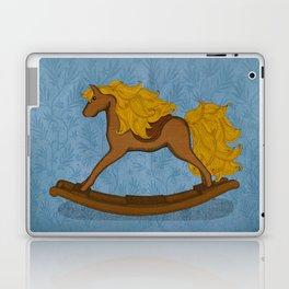 Peta approved racehorse Laptop & iPad Skin