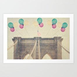Celebrate Brooklyn Art Print