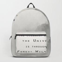 """Forest Wilderness"" Backpack"