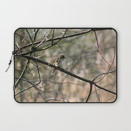Keeping Watch Laptop Sleeve