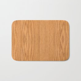 Wood 3 Bath Mat