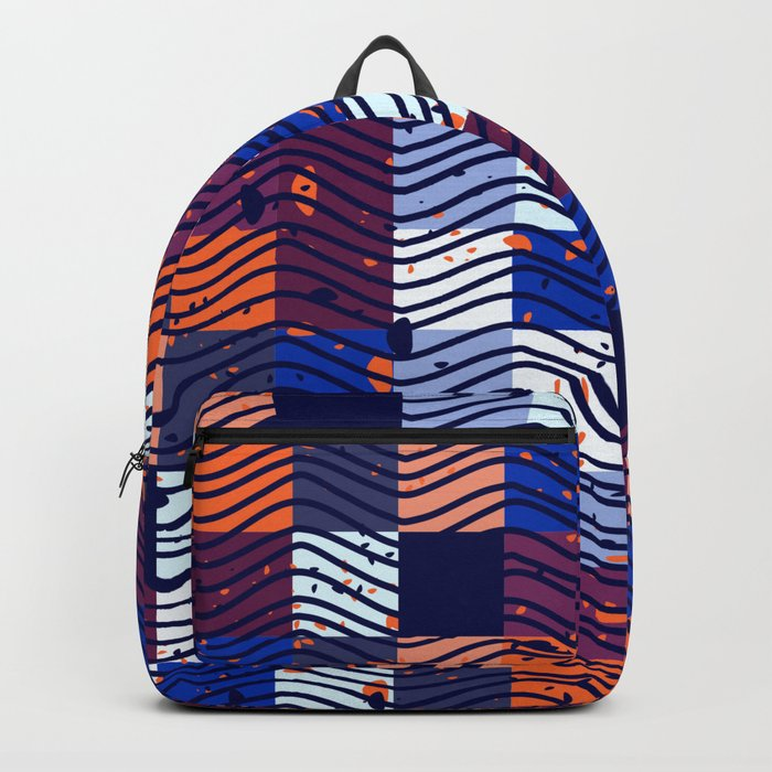 Square Wave Backpack