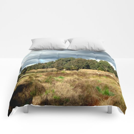 Swamp - Heritage Trail Comforters