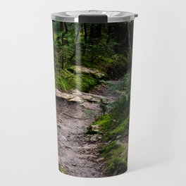 Winding Forest Trail Travel Mug