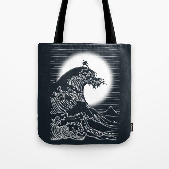 Waterbending Tote Bag