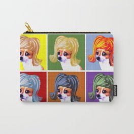 POP Art Graphic Carry-All Pouch