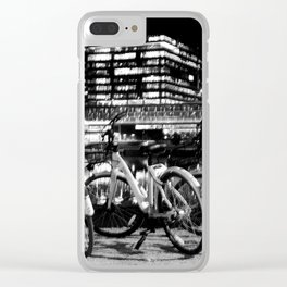 NightScape Clear iPhone Case